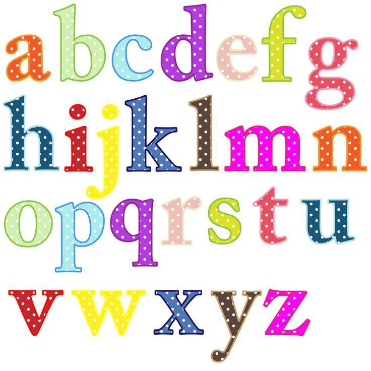 Free letters download clip. Alphabet clipart lettering