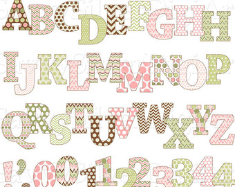 Alphabet clipart printable. Silver glitter letters clip