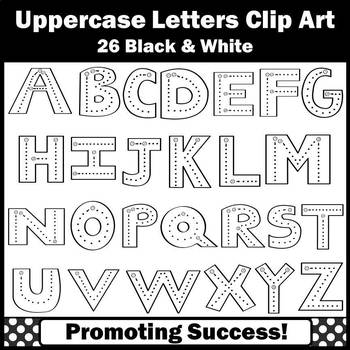Alphabet clipart uppercase letter. Upper case letters commercial