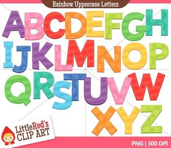 Alphabet clipart uppercase letter. Letters teaching resources teachers