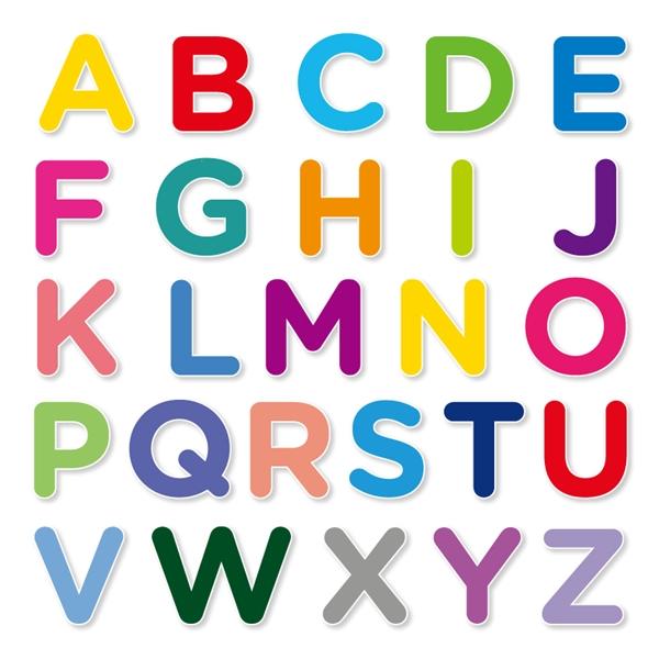 . Alphabet clipart uppercase letter