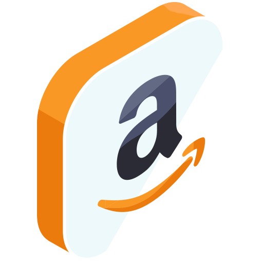 Amazon icon png. Free social media logos