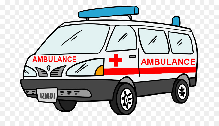 Ambulance clipart. Free content royalty stock