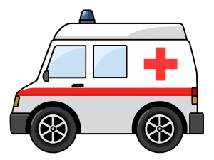 Transparent png stickpng . Ambulance clipart