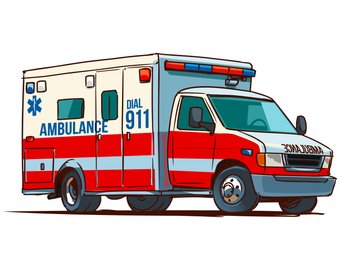 Ambulance clipart. Etsy