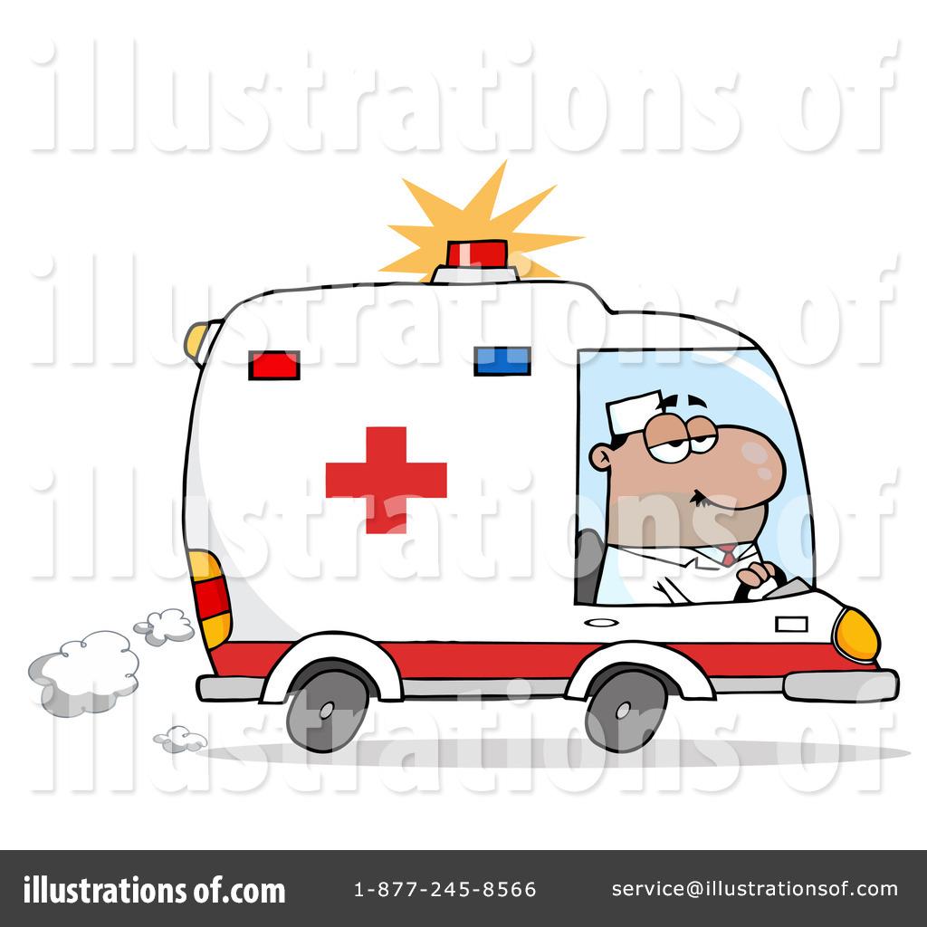 Illustration by hit toon. Ambulance clipart abulance