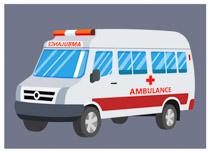 Ambulance clipart abulance. Free emergency clip art