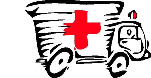 Clip art at clker. Ambulance clipart abulance