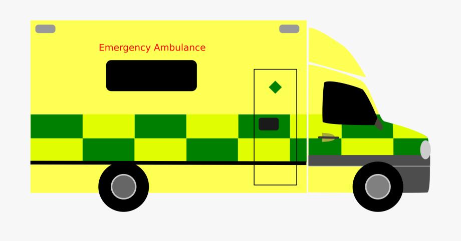 Ambulance clipart ambulance car. British vehicle emergency clip