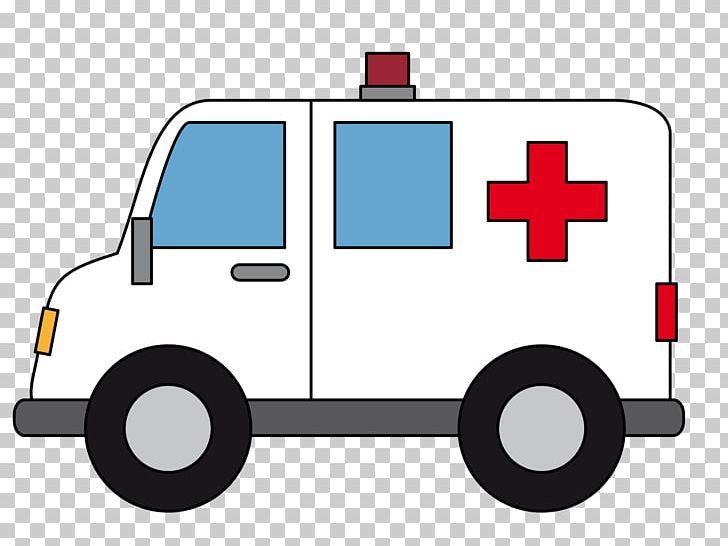 Emergency vehicle cartoon drawing. Ambulance clipart ambulance truck