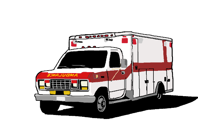 Clip art png panda. Ambulance clipart ambulance truck