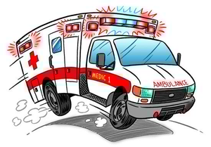Free images at clker. Ambulance clipart animated