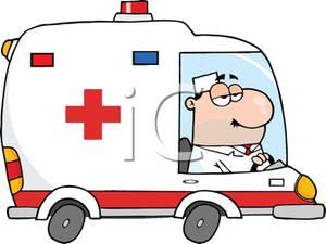 Ambulance clipart animated. Cliparts rescue cartoon