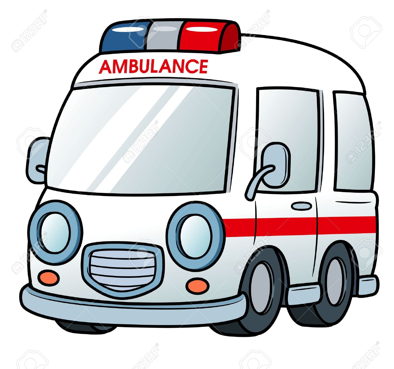 Cartoon pictures free download. Ambulance clipart animated