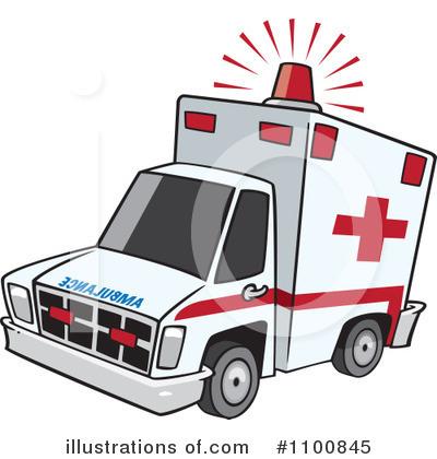 Ambulance clipart clip art. Illustration by toonaday royaltyfree