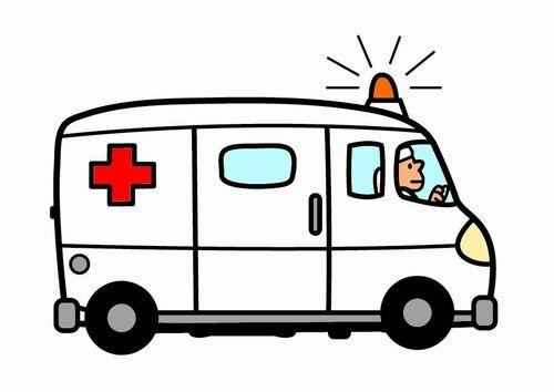Ambulance clipart cute.  best ems week