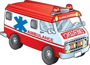 jibbitz cars croc. Ambulance clipart cute