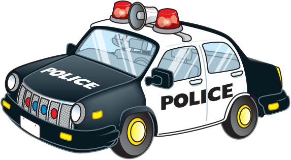 Free police download clip. Emergency clipart 3 car