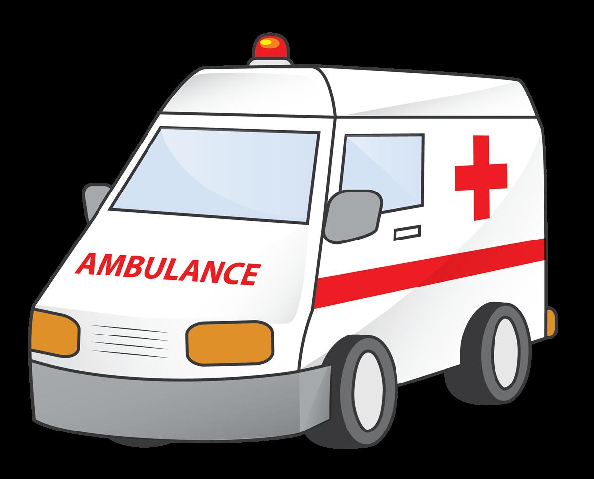 Minivan clipart service van. Ambulance station