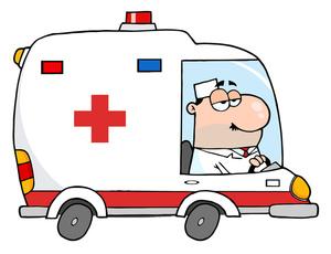 Free ambulance image computer. Emergency clipart medical emergency