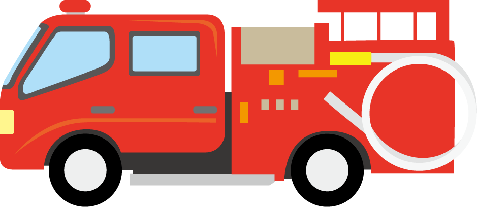 Image of ambulance truck. Clipart fire silhouette
