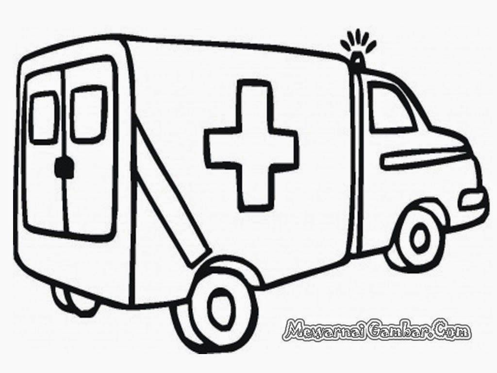 Ambulance Clipart Gambar Ambulance Gambar Transparent FREE