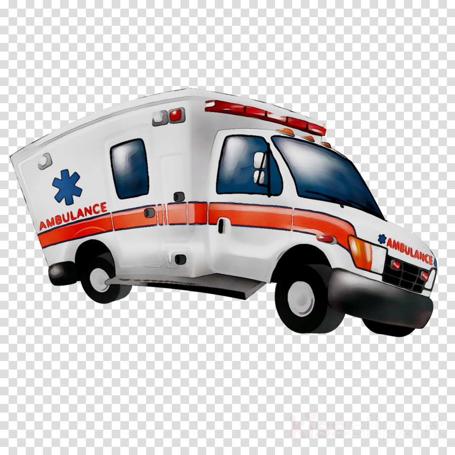 Police cartoon illustration . Ambulance clipart gambar