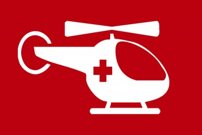 Rescue service medevac air. Ambulance clipart helicopter