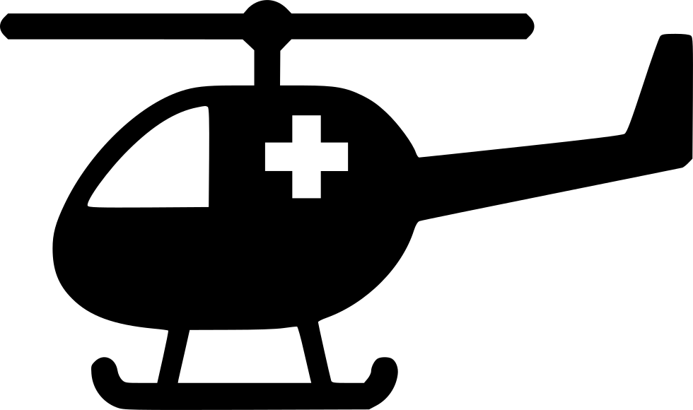 Svg png icon free. Helicopter clipart ambulance helicopter