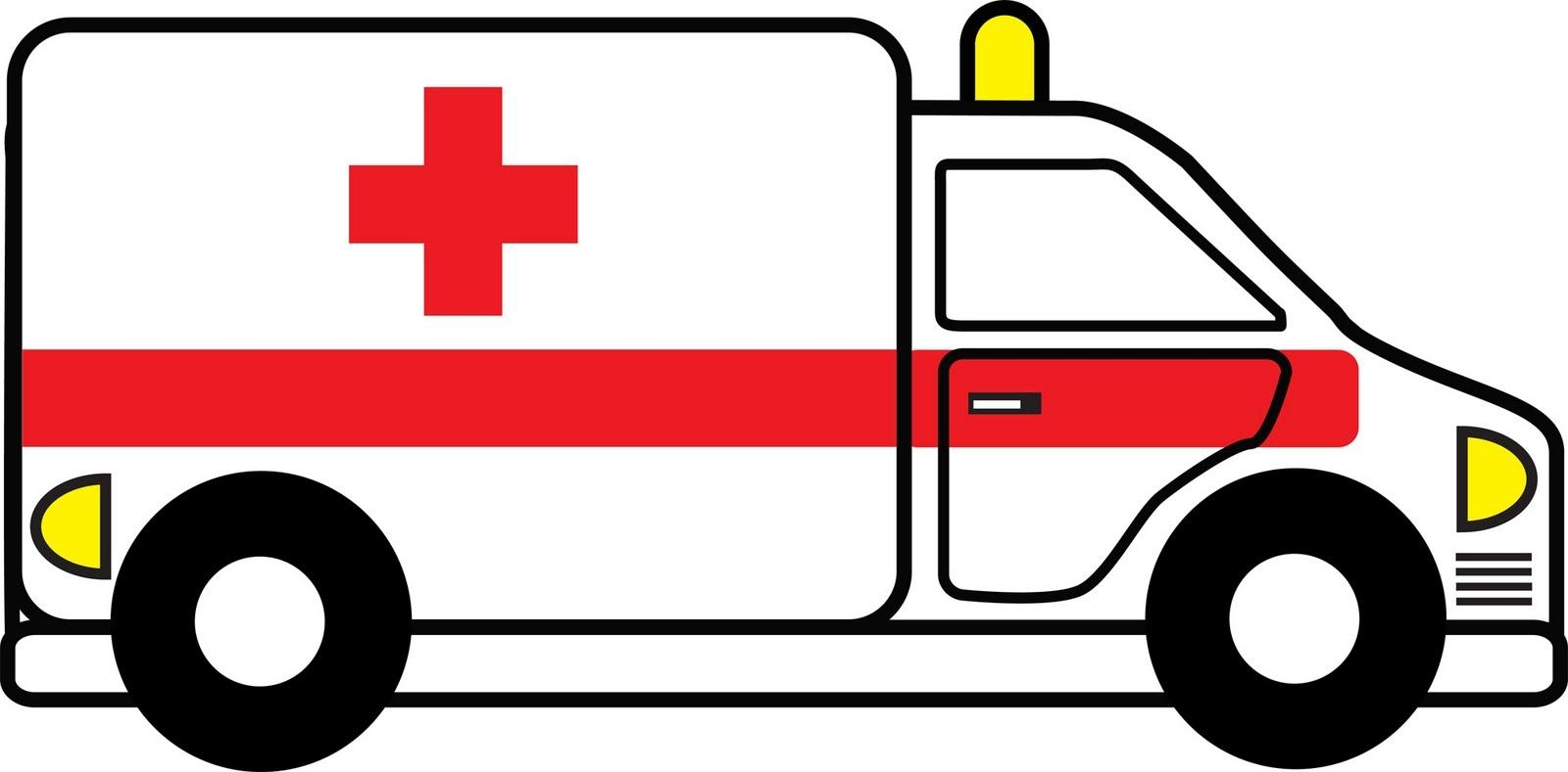 Ambulance clipart kid. Awesome collection digital i