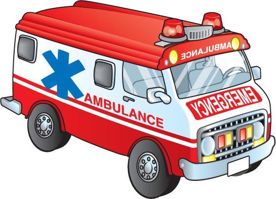Ambulance clipart kid. Cartoon clipartix