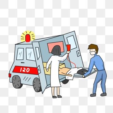 Images png format clip. Ambulance clipart line art