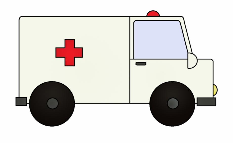 No . Ambulance clipart line drawing