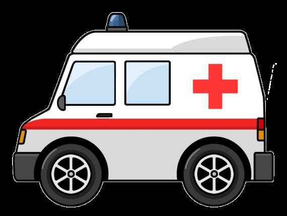 Ambulance clipart logo. Station