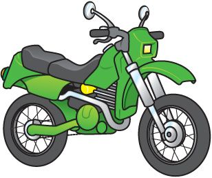 Motorcycle clipart land transportation. Jpg clip pinterest motorcyclejpg