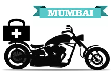 Ambulance clipart motorcycle. Motorbike service begins in