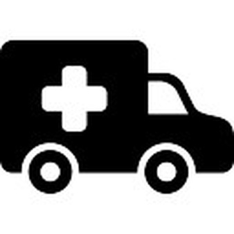 Vectors photos and psd. Ambulance clipart side view