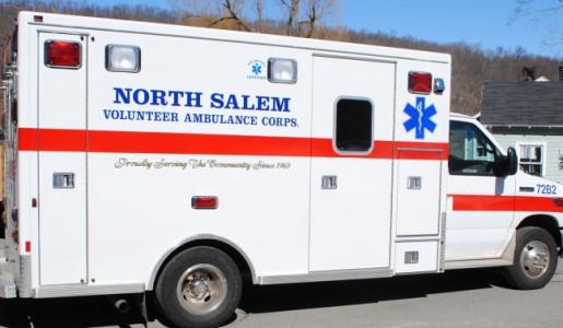 Ambulance clipart side view. Nsvac north salem volunteer