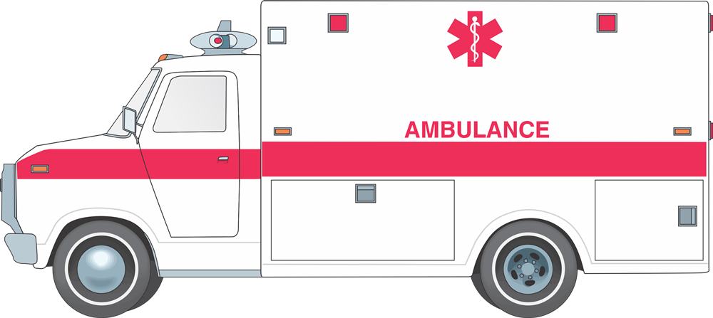 collection of van. Clipart images ambulance
