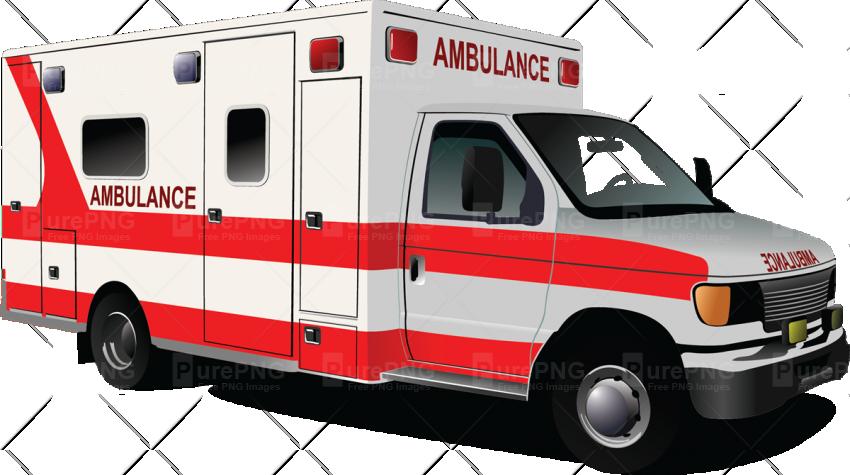 Png image purepng free. Ambulance clipart transparent background