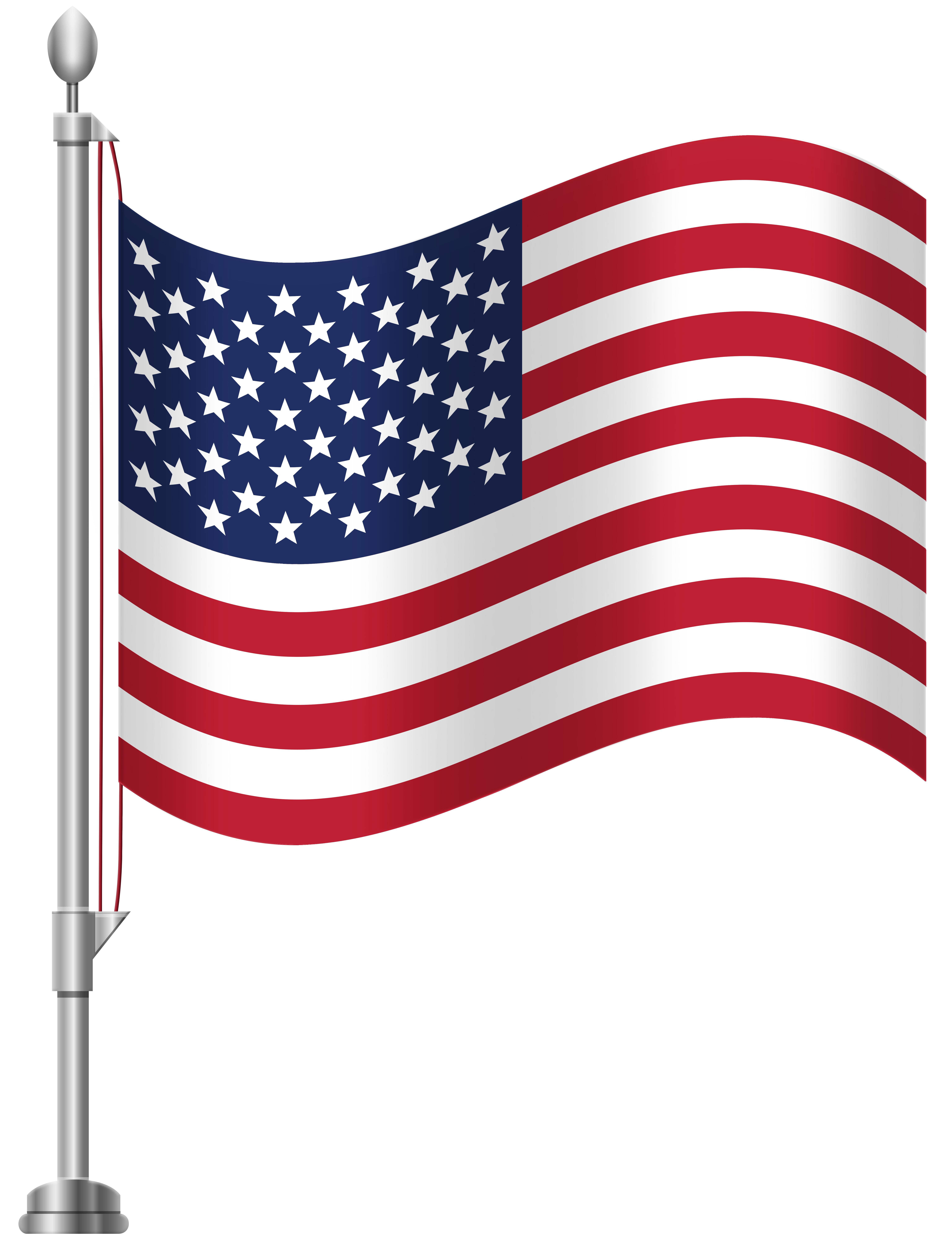 Clipart bow flag american. United states of america