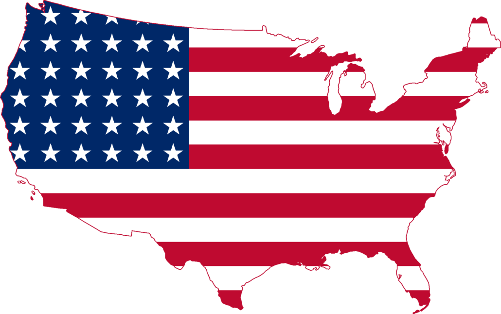 America clipart 50 state. Made in products states