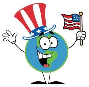 Free cliparts download clip. America clipart