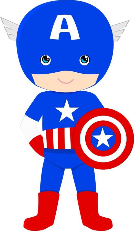 America clipart baby. Best of captain wideupdates