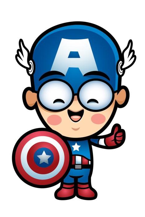 Captain beautiful bottlecap images. America clipart baby