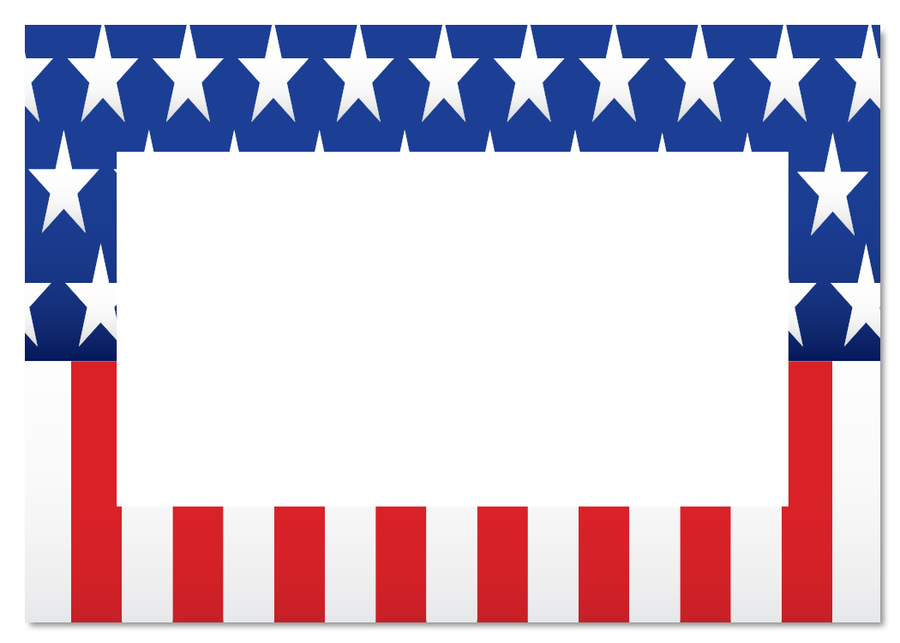 America clipart border. Download american flag clip