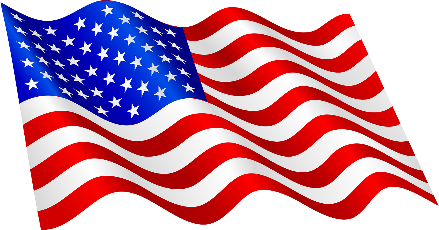 American flag vector png. Image purepng free transparent