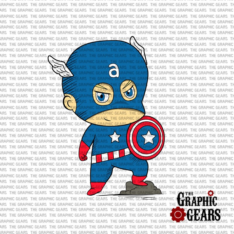 Avengers clipart baby. Captain america clip art