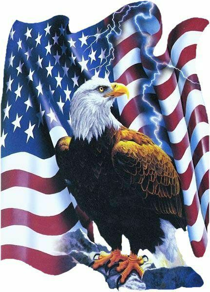 Chick clipart eagle. Patriotic gif images american