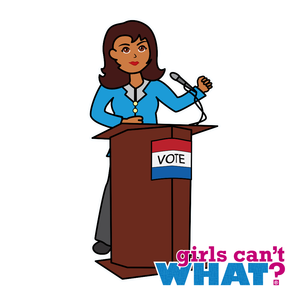 America clipart female. Do you think ready